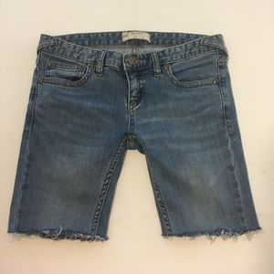 Free People Pants - Free People Cut Off Shorts