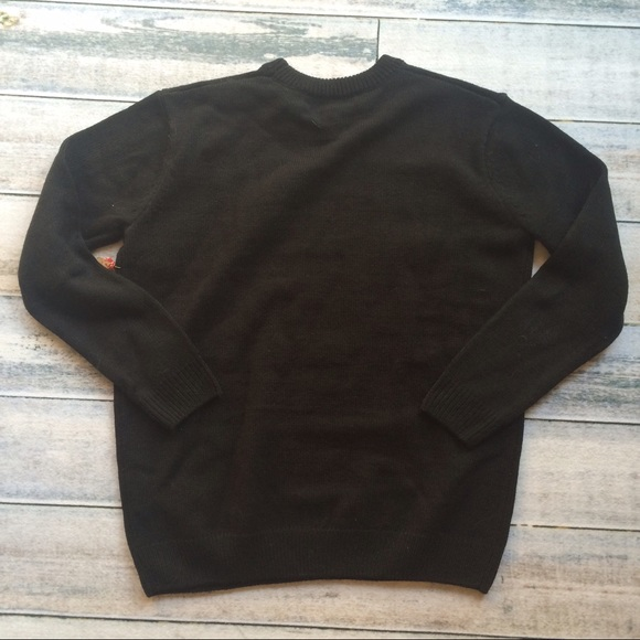 57% off Forever 21 Sweaters - Forever 21 Naughty or Nice Black ...