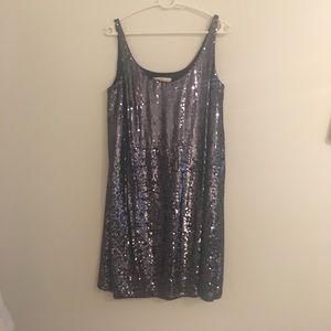 Laundry by Design Dresses & Skirts - laundry Navy sequin slip-on dress