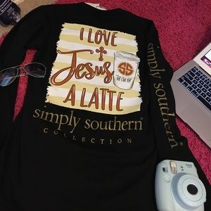 Simply Southern Tops - Simply southern tshirt