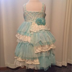Isobella & Chloe Other - Isobella & Chloe Size 6 Turquoise Dress. Offer Up!
