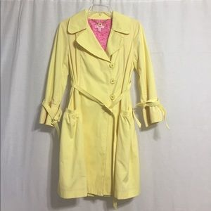 Lilly Pulitzer Jackets & Blazers - Lilly Pulitzer Canary Jacket Size 4