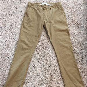 Ezekiel Other - Men's Ezekiel chino fit pants 32