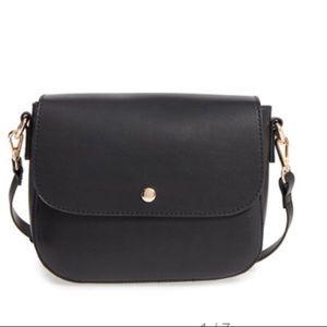 bp Handbags - BP. Minimal Faux Leather Crossbody