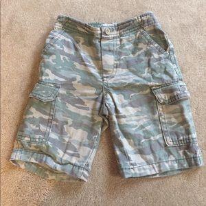 Kids Headquarters Other - Kids Headquarters boys camo print cargo shorts
