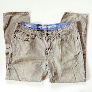 Mossimo Supply Co. Other - Slim Straight Corduroy Pants