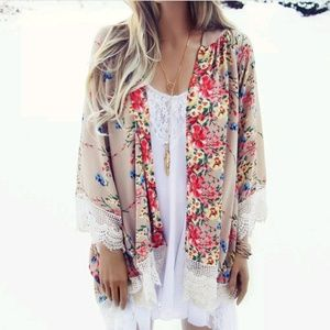 Tops - Loose Summer Blouse
