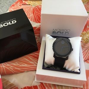 Movado Other - Movado bold NWT WATCH