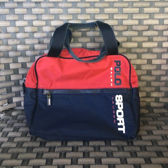 5ebf3394e5 Vintage polo sport mini travel bag. M 58ffd947291a3549b500019e