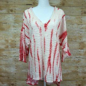 XCVI Sweaters - ✂  XCVI tie dye pullover