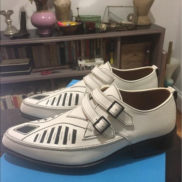 John Fluevog Shoes   Brand New John