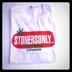 next level Tops - Next level medium brand new stoners tshirt. Unisex
