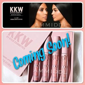 Kylie Cosmetics Other - ✅PRICE WILL BE $75✅KKW CRÈME COLLECTION By KYLIE