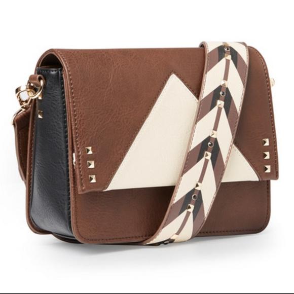 d059c202650 Steve Madden Bags | Printed Strap Crossbody Bag | Poshmark