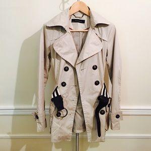 Zara Jackets & Blazers - 🎈🎈ONE DAY SALE 🎈🎈Zara rain coat