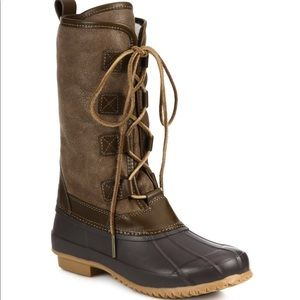 Tory Burch Shoes - NEW Tory Butch Argyll Lace up Boot