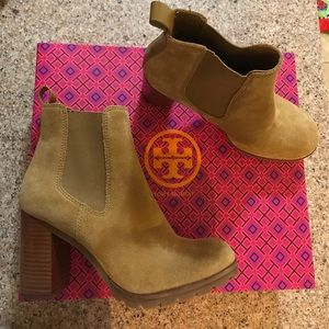 Tory Burch Shoes - NEW! Tory Burch Stafford Bootie