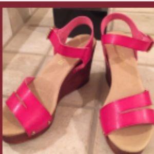 Aldo Shoes - Brand new Aldo Sandles. Weage heel size 8  new