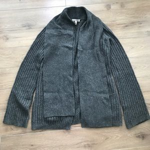 Joie Sweaters - Joie cashmere wool cardigan with 2 pockets
