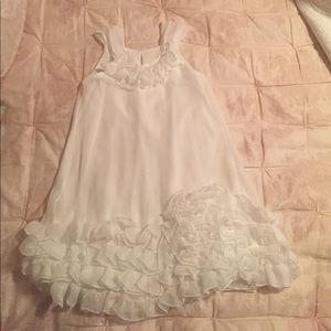 Isobella & Chloe Other - Isobella & Chloe Size 7 White Dress