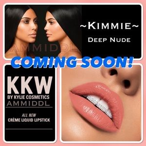Kylie Cosmetics Other - ✅PRICE WILL BE $25✅KIMMIE from KKW CRÈME COLLECTN