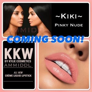 Kylie Cosmetics Other - ✅PRICE WILL BE $25✅KIKI from KKW CRÈME COLLECTION