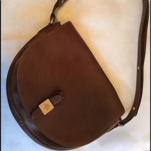 Mulberry Handbags - EUC Mulberry Tessie Leather Satchel