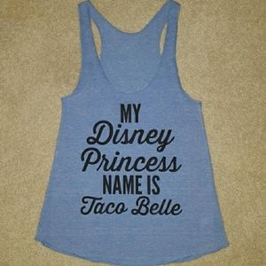 Disney Princess Tank