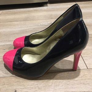 Tommy Hilfiger Shoes - Tommy Hilfiger Cap Toe Heels