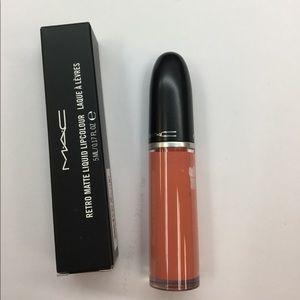 MAC Cosmetics Other - Mac Retro Matte Liquid Lip Mango Mango