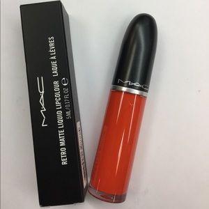 MAC Cosmetics Other - MAC Retro Matte Liquid Lipstick BENGAL TIGER