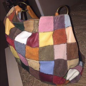 Lucky Brand Shoulder Handbag
