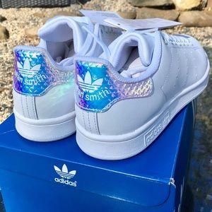 adidas stan smith iridescent 3d