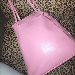 Italian leather Backpack!