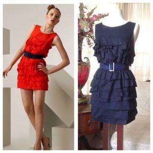 3.1 Phillip Lim Dresses & Skirts - 3.1 Phillip Lim black ruffle dress