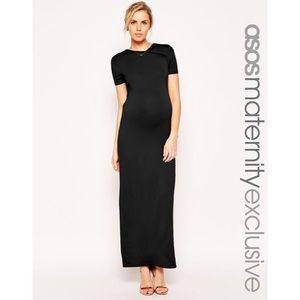 ASOS Maternity Dresses & Skirts - NEW ASOS Maternity wrap back maxi dress