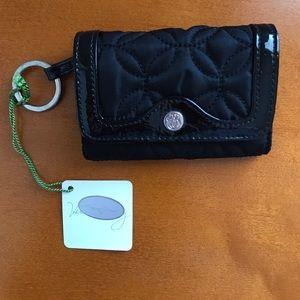 Vera Bradley Handbags - NWT Vera Bradley Plaza Card & Key holder