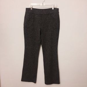 Lucy Pants - Lucy Activewear Charcoal Gray Pull On Pants