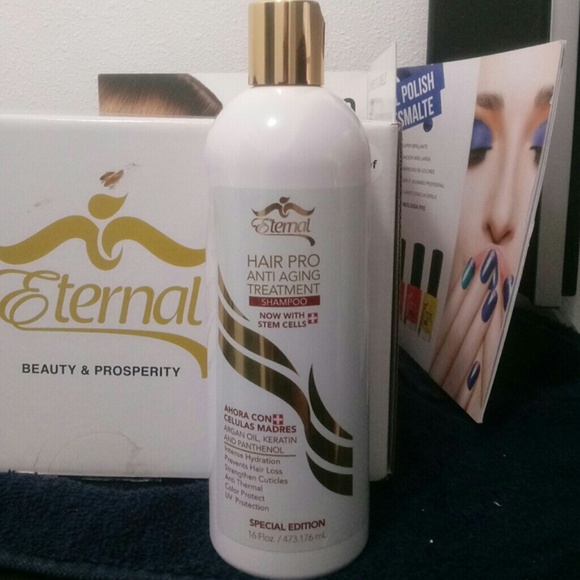 Eternal Other Hair Pro Treatment Shampoo With Stem Cells Poshmark