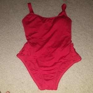 17 Sundays Other - One Piece Bathing Suit with Cutouts