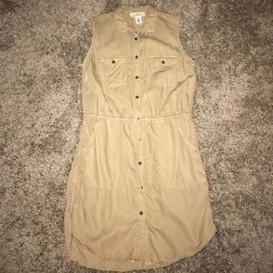 H&M Safari Dress