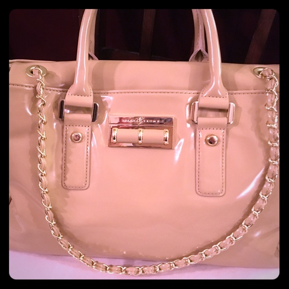 58% off Ivanka Trump Handbags - LOVELY Ivanka Trump Beige ...