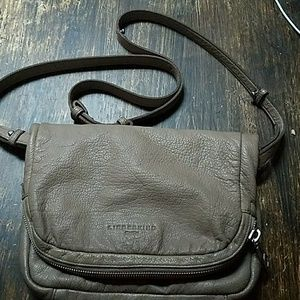 Liebeskind Handbags - Liebeskind Berlin taupe cross body bag