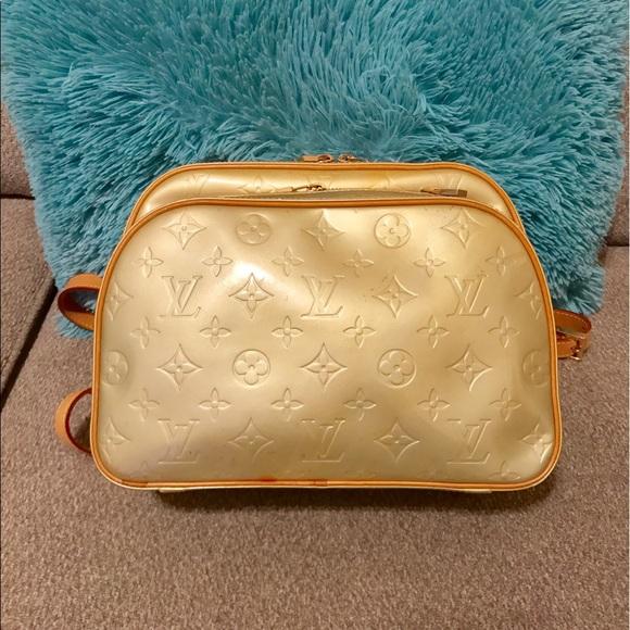 d6d729c390fb Louis Vuitton Handbags - AUTH LOUIS VUITTON VERNIS MURRAY BACKPACK