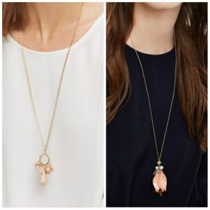Ann Taylor Jewelry - NEW Two Ann Taylor Gold Pendant Necklaces