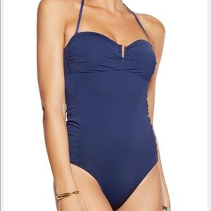 NW Tart collection along halterneck one piece XS,L