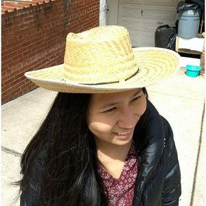 Other - Men's summer straw hat