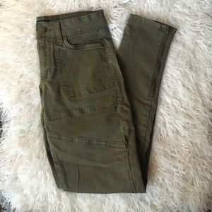 Urban Outfitters Pants - BDG Jefferson Pant Olive