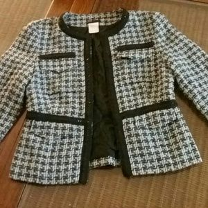 Grace Elements Jackets & Blazers - Chanel-esque Jacket by Grace Elements