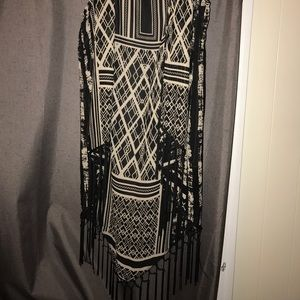 Rue21 Sweaters - Hi-low sleeveless cardigan
